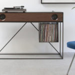 Vinyl and audio storage units by Symbol