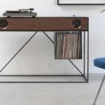 Vinyl and audio storage units by Symbol