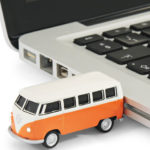 1962 VW Camper Van USB memory sticks