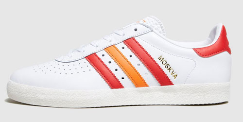 World Cup retro: Adidas 350 Moskva trainers