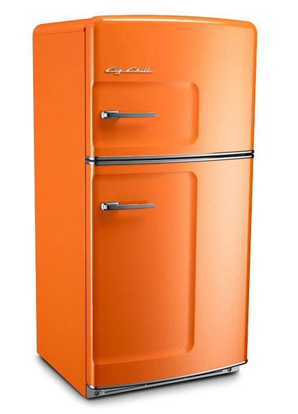Kitchen cool: Five super-stylish retro fridges