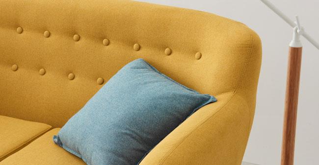 Midcentury sofas with the Rana range at Made