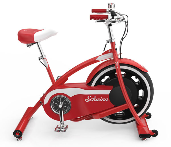 Retro fitness: Schwinn Classic Cruiser exercise bike