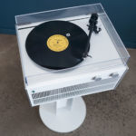 Dieter Rams style: Symbol Audio Modern Record Player