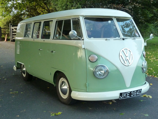 1966 Volkswagen Camper Van for sale on eBay