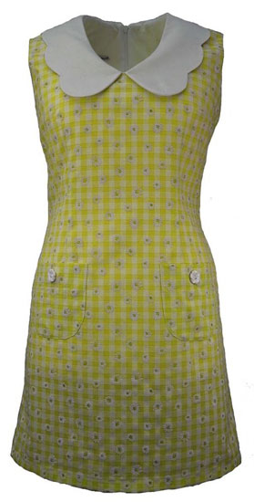 Swinging sixties: New dresses land at Carnaby Streak