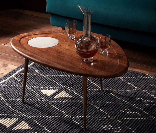 John Lewis and Partners x Swoon Wren coffee table