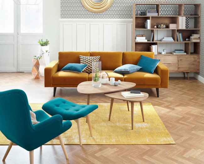 Trocadero coffee table at Maisons Du Monde