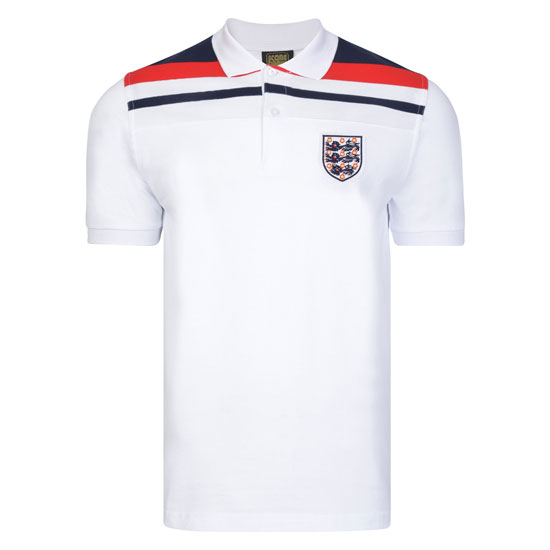 Archive England football shirts and clothing by 3 Retro