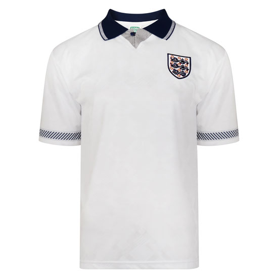87368ea31 Archive England football shirts and clothing by 3 Retro - Retro to Go