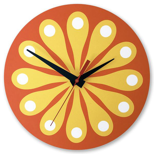 Midcentury-style clock range by Destination PSP