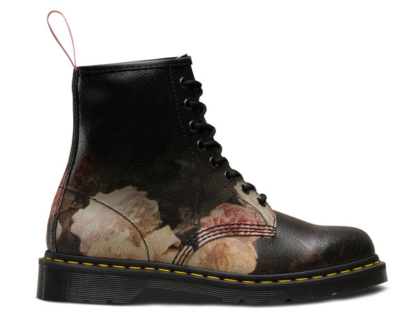 Dr Martens unveils Joy Division and New Order-themed boot range