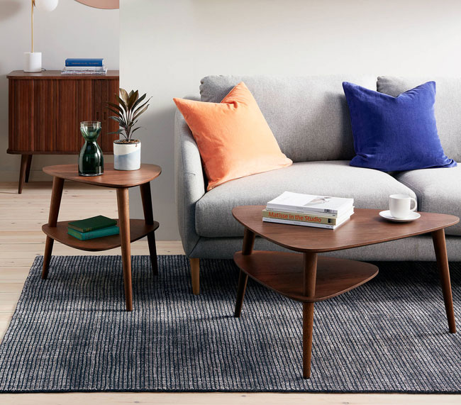 Grayson table at John Lewis and Partners