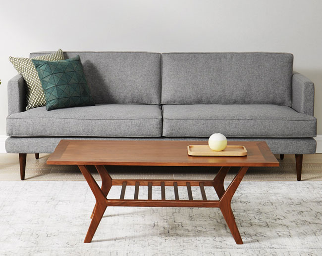 Cullen coffee table at Joybird