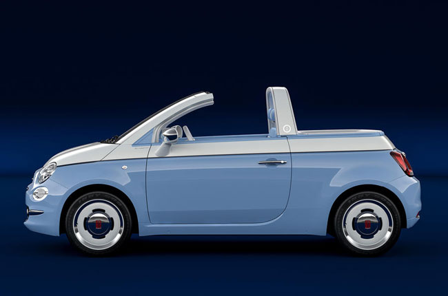 1950s Fiat 500 Spiaggina gets two modern-day special editions