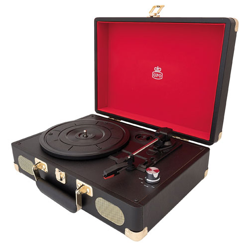 Retro audio and record player clearance at HMV