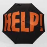 London Undercover x The Beatles umbrella range
