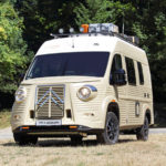Retro Citroen Type H WildCamp van unveiled