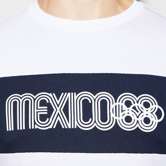 Lacoste unveils its Mexico 68 capsule clothing collection
