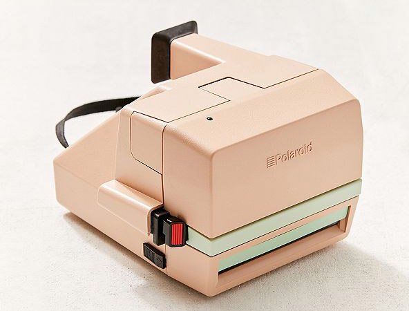 Polaroid x UO exclusive 600 instant cameras