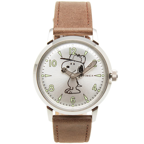 Timex vintage-style Welton Snoopy Watch