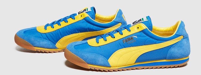 1970s Puma Tahara trainers get a reissue