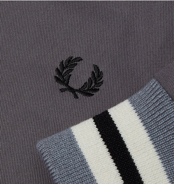 Fred Perry 1950s tennis bomber jacket for women