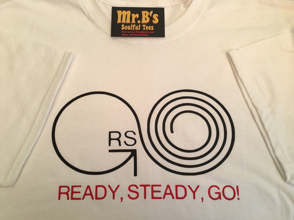 1960s t-shirt designs by Mr. B's Soulful Tees