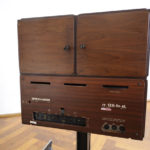 Rare 1960s Brionvega Radiofonografo record player on eBay