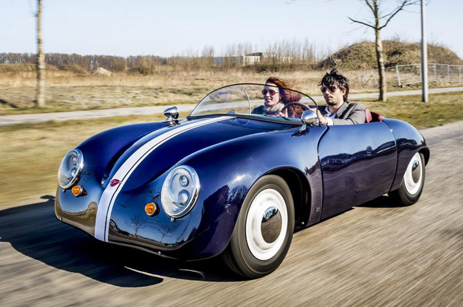 Rechargeable rides: 10 super-cool retro electric cars