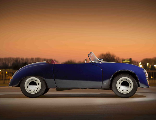 Carice Mk1 electric roadster