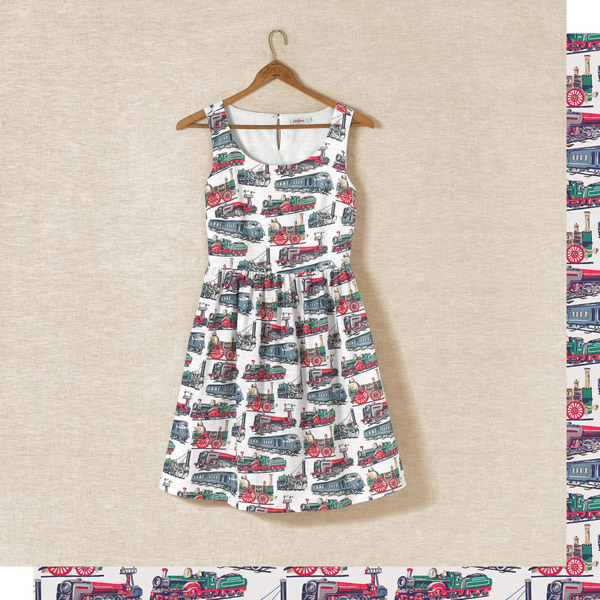 Cath Kidston Archive Dress Collection makes its debut