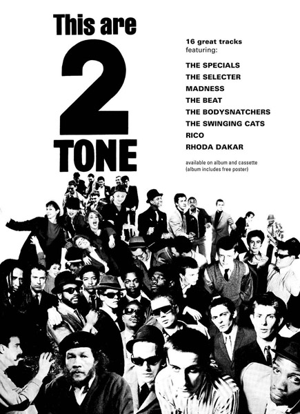 2 Tone and more: Classic 1980s artwork by David Storey