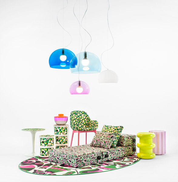 Kartell x La Double J retro furniture range