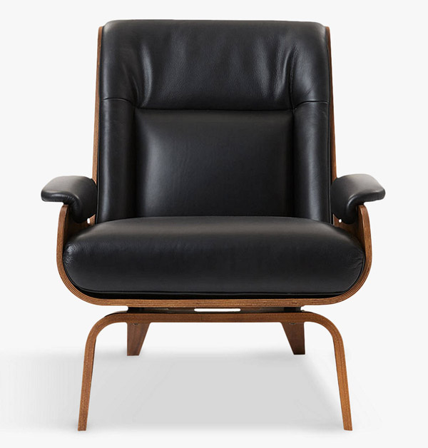 Eames-inspired Paulo armchair by West Elm