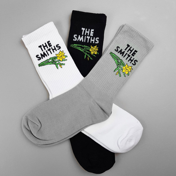 The Smiths socks by Socks To Wear