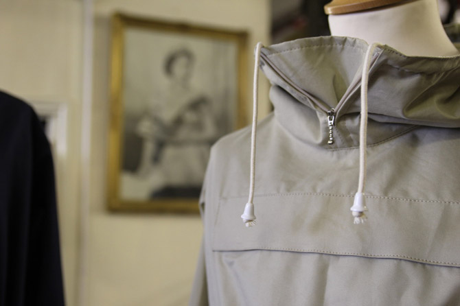 Vintage-style Alpine Smock by Lancashire Pike