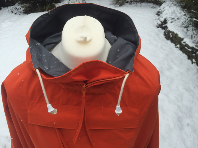 52b4889d6 Vintage-style Alpine Smock by Lancashire Pike - Retro to Go