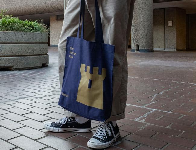 The Barbican Estate limited edition tote bag