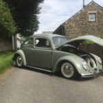 Fully restored 1959 Volkswagen Beetle on eBay