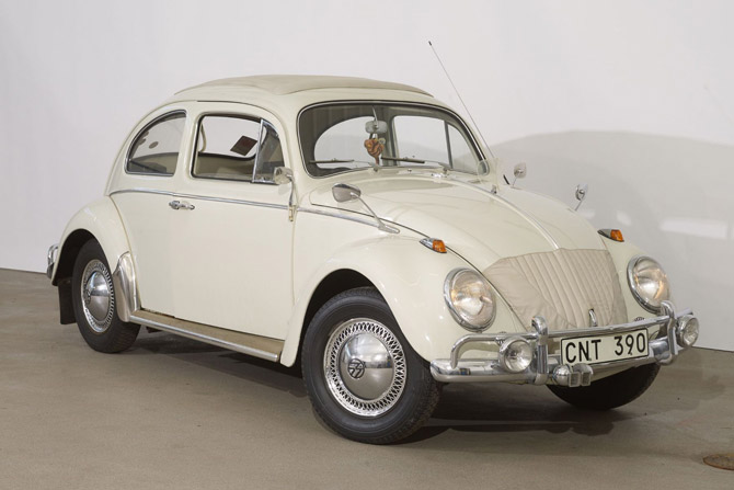 Volkswagenauktion - rare and classic VW cars go under the hammer