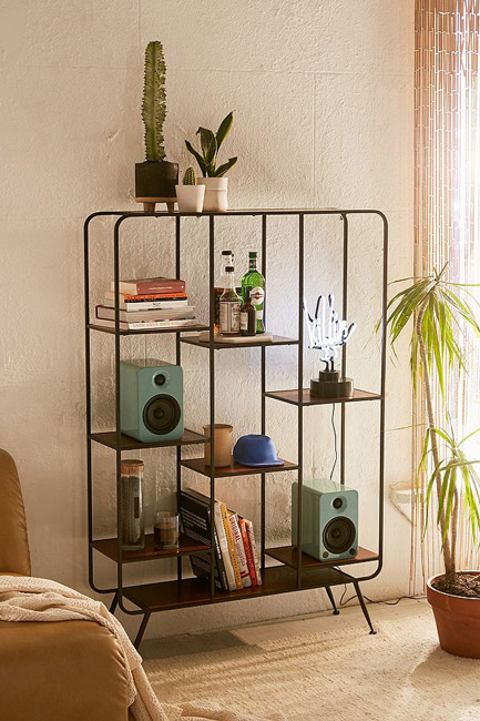 Abbey retro modular cabinet at Urban Outfitters