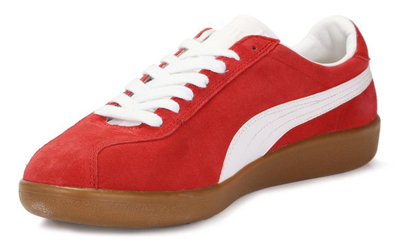 1980s Puma Blue Star and Red Star trainers return to the shelves