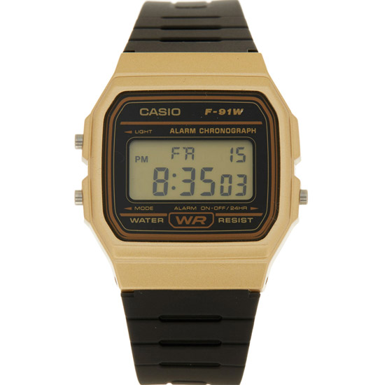 Retro Casio digital watch clearance at TK Maxx