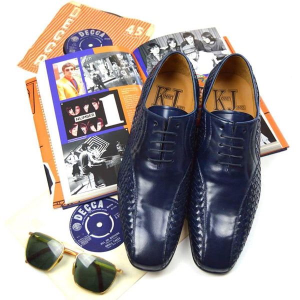 1960s men's footwear by Dr. Watson Shoemaker