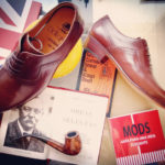 1960s men's footwear by Dr. Watson Shoemaker