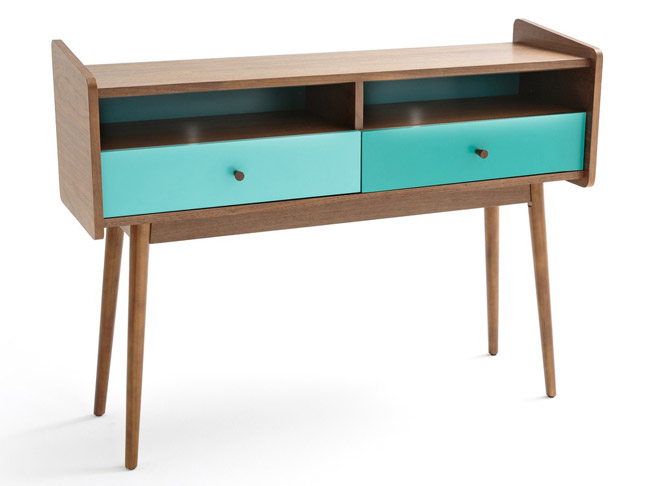 1960s-style Ronda furniture range at La Redoute