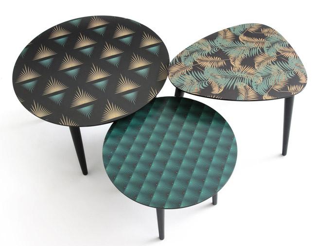 1960s-style Ronda furniture range at La Redoute