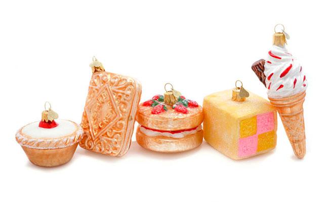 29. Little Treats Christmas decorations by Bombki