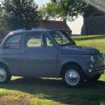 Fully restored 1969 Fiat 500 Lusso on eBay